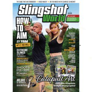 Slingshot World Magazin #