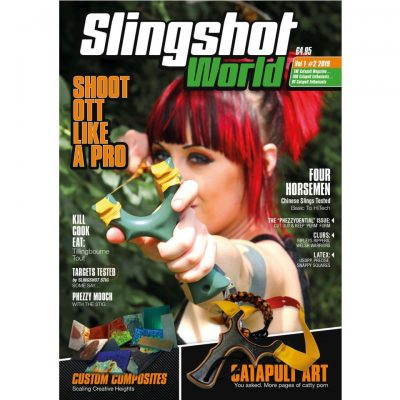 Slingshot World Magazine #2 (Vol.1 / 2019)