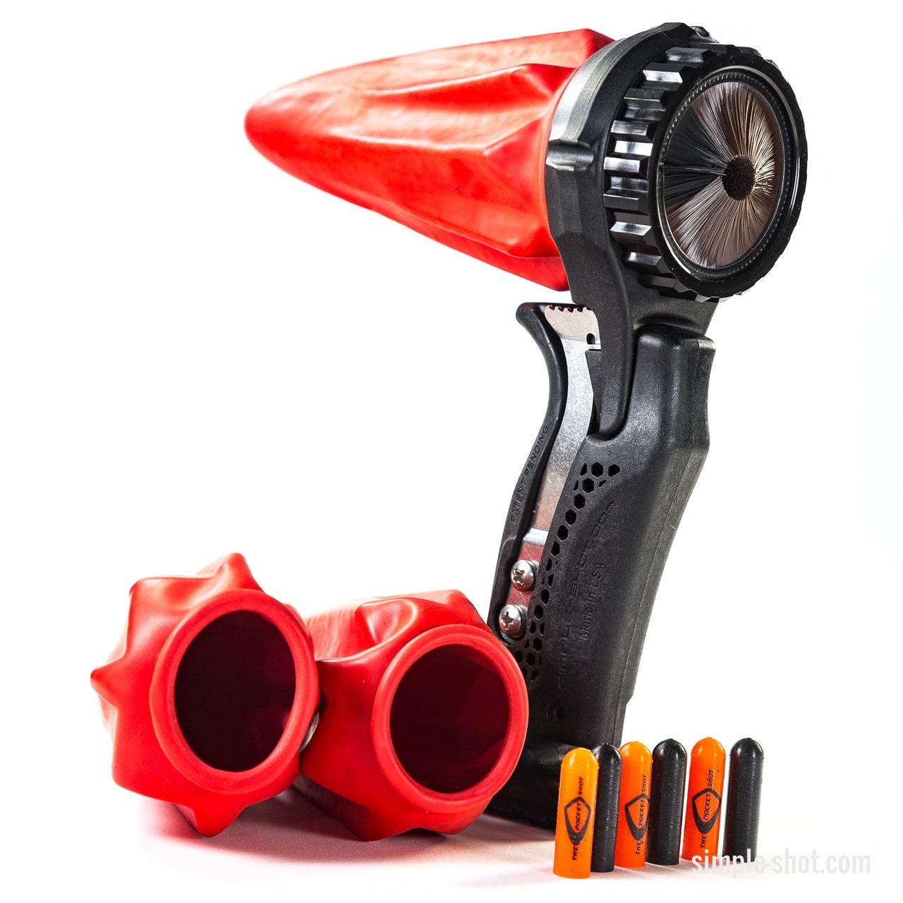 The Pocket Shot Hammer Adapter