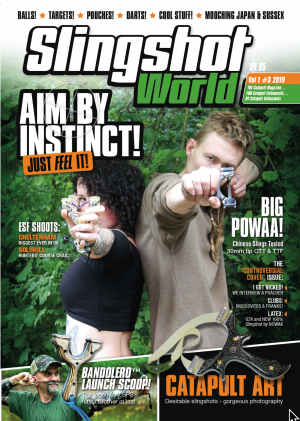Slingshot World Magazine #3 (Vol.1 / 2018)