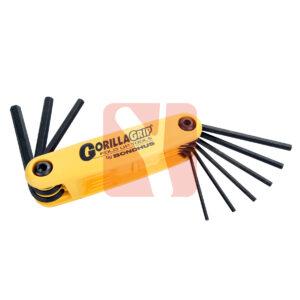 GorillaGrip Zoll-Inbusschlüssel Tool (small)